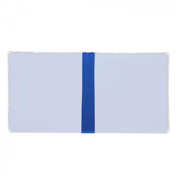 Lastolite Kit de conectare pentru panouri Chroma Key albastru 2.3m [4]