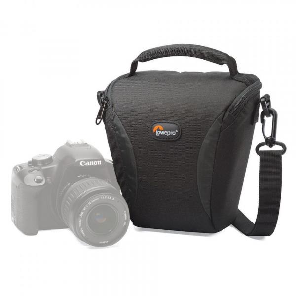 Kit aparat Canon EOS 2000D Kit cu geanta Lowepro si trepied 2