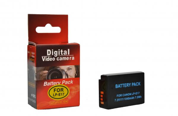 Digital Power LP-E17 Acumulator compatibil Canon 0