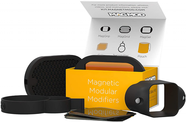 MagMod Kit Basic Sistem magnetic creativ pentru blitz 1