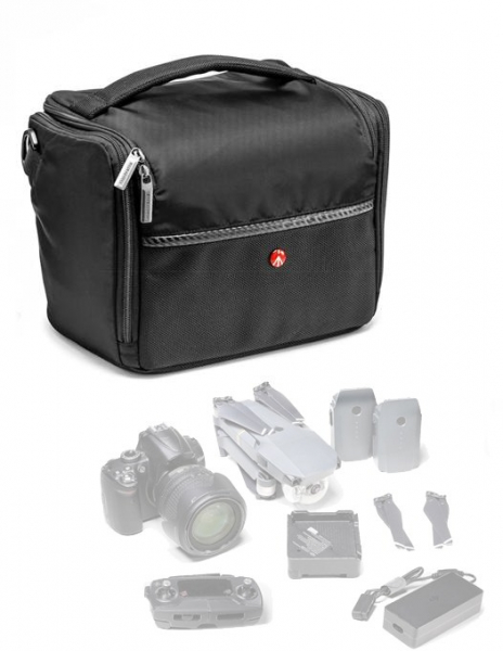 Manfrotto A7 geanta pentru foto sau drona DJI Mavic Pro 0