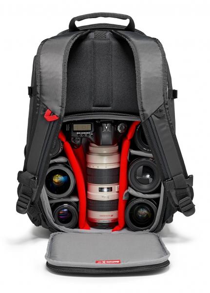 Manfrotto Advanced Befree rucsac foto si video cu acces prin spate 7