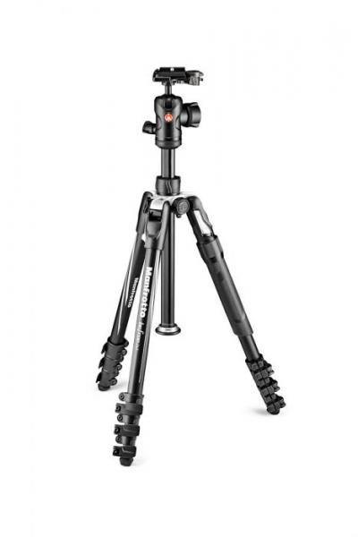 Manfrotto Befree 2N1 trepied foto cu transformare in monopied 2