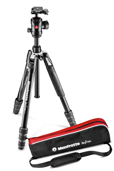 Manfrotto Befree Advanced GT trepied aluminiu 0