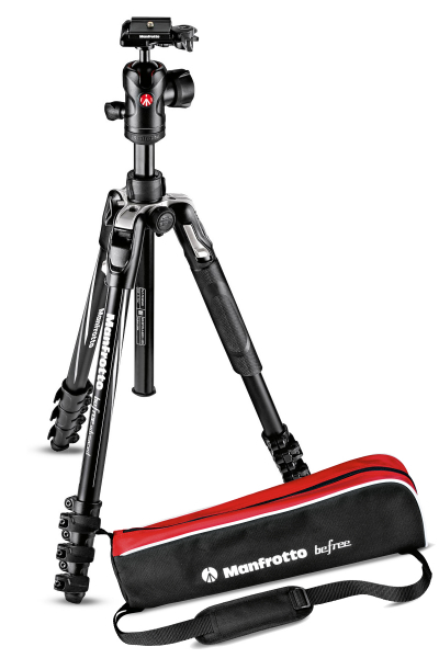 Manfrotto Befree Advanced Lever  0