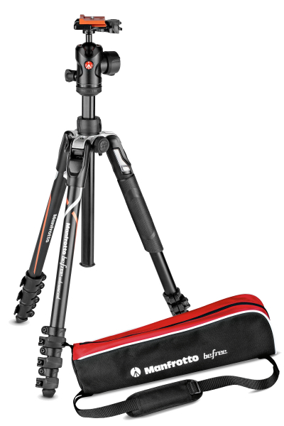 Manfrotto Befree Advanced Lever Alpha Sony 0