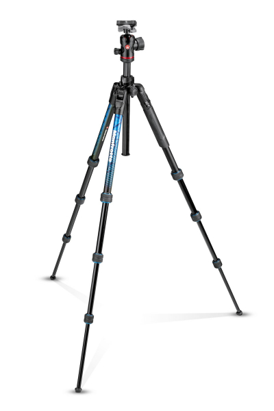 Manfrotto Befree Advanced Twist Blue 1