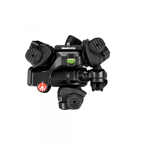 Manfrotto Befree Live 3Way Kit Trepied foto video fluid [5]