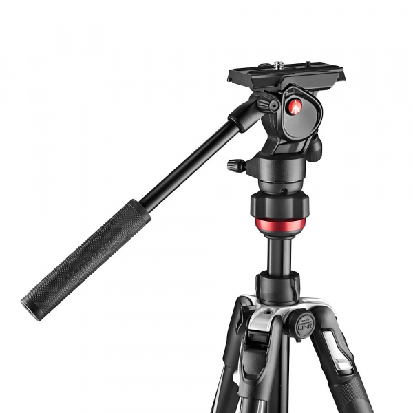 Manfrotto Befree Live Kit Trepied Video Lever 5