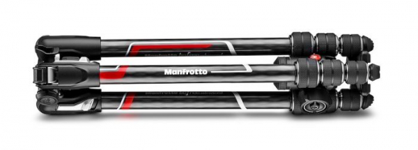 Manfrotto Befree Travel trepied din carbon 2