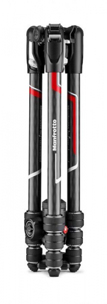 Manfrotto Befree Travel trepied din carbon 1