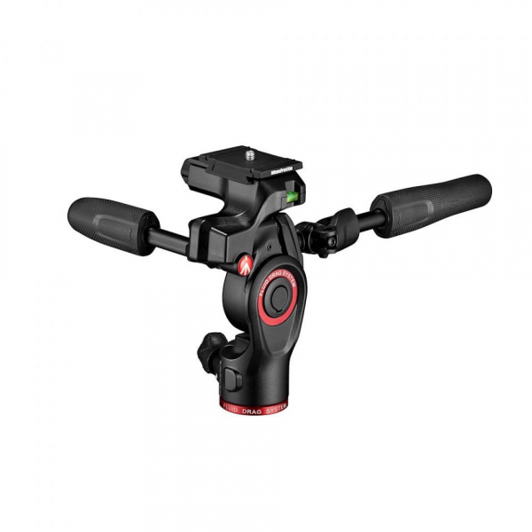 Manfrotto Befreee 3W Cap trepied foto-video fluid 5