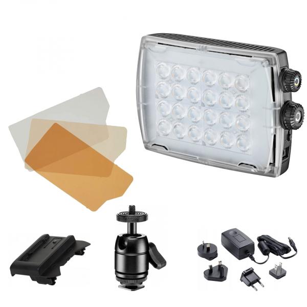 Manfrotto Croma 2 Lampa Video LED Bicolor 0