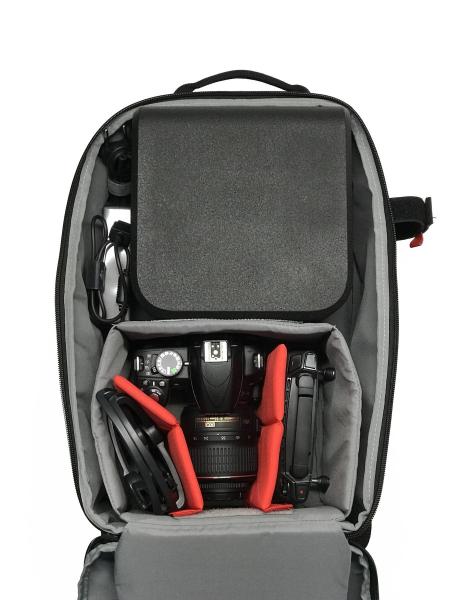 Manfrotto Essential rucsac pentru foto si drone DJI Mavic Pro 4