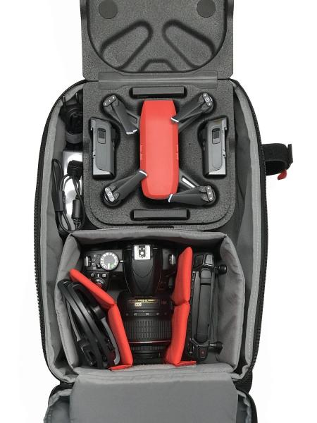 Manfrotto Essential rucsac pentru foto si drone DJI Mavic Pro 5