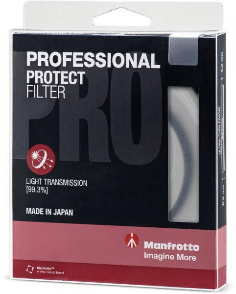 Manfrotto Filtru Protectie PRO Slim 77mm 1