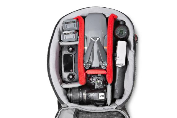 Manfrotto GearPack-M Rucsac pentru foto sau DJI Mavic Pro 1