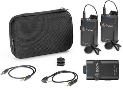 Manfrotto Kit pentru Fitness Vlog LED8 Wireless dubla 4