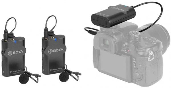 Manfrotto Kit pentru Fitness Vlog LED8 Wireless dubla 5
