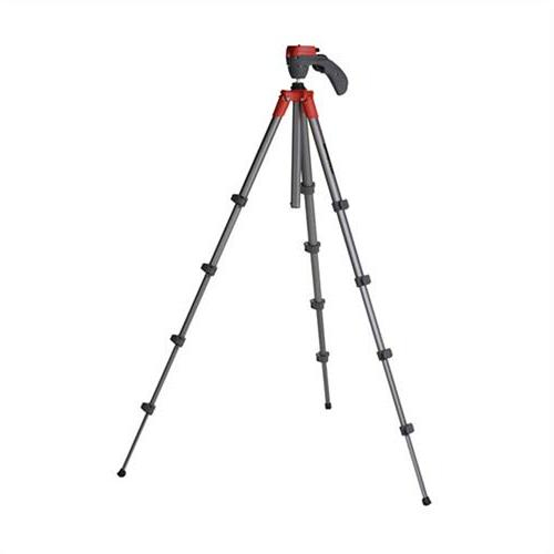 Manfrotto Action Red kit trepied cu cap foto-video hibrid 3