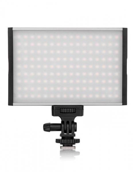 Manfrotto Kit video interviu MVK500 cu LED si lavaliera dubla 2