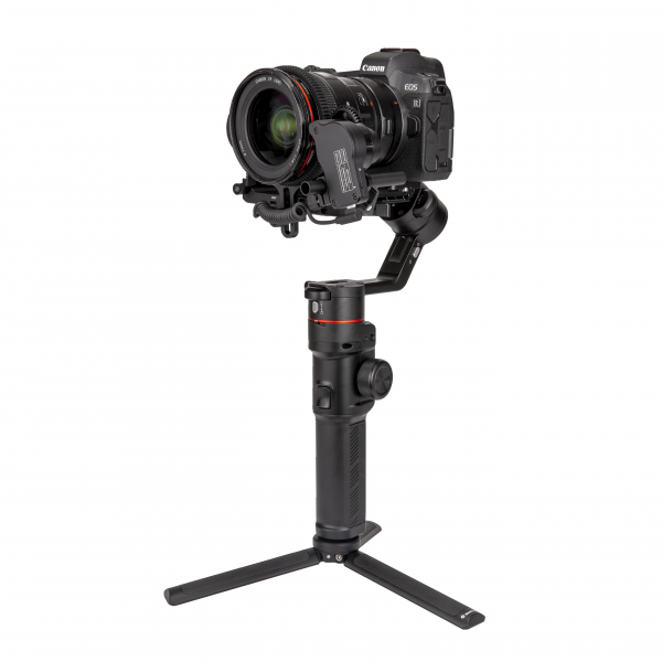 Manfrotto MVG220FF stabilizator gimbal in 3 axe cu Follow Focus capacitate 2.2kg 4
