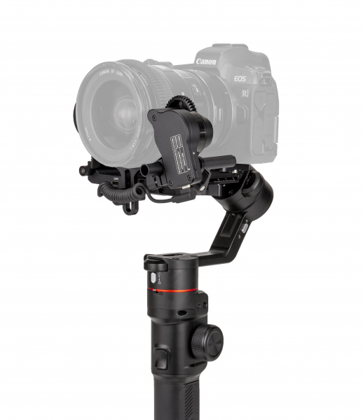 Manfrotto MVG220FF stabilizator gimbal in 3 axe cu Follow Focus capacitate 2.2kg 1