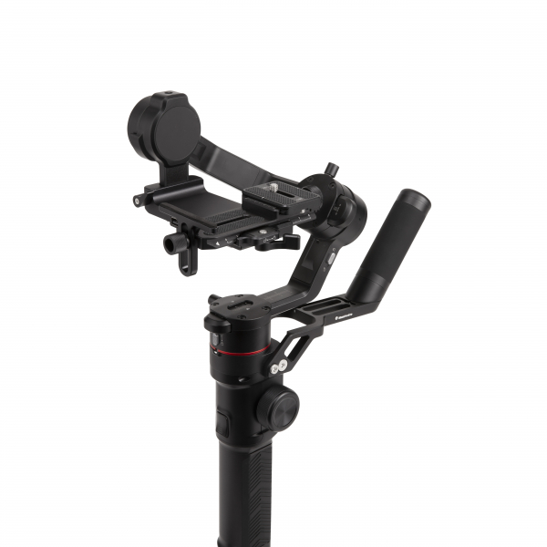 Manfrotto MVG220FF stabilizator gimbal in 3 axe cu Follow Focus capacitate 2.2kg 9