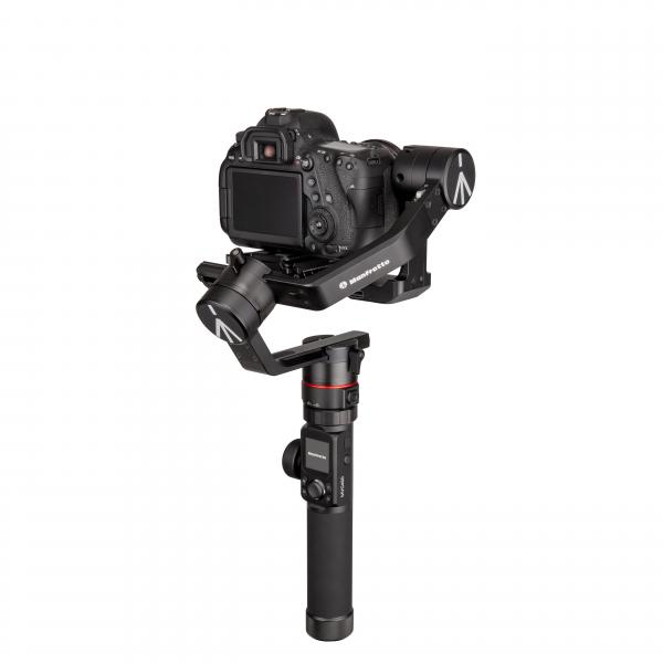Manfrotto MVG460FFR stabilizator gimbal in 3 axe cu Follow Focus capacitate 4.6kg 2