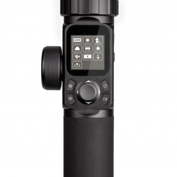 Manfrotto MVG460FFR stabilizator gimbal in 3 axe cu Follow Focus capacitate 4.6kg 6