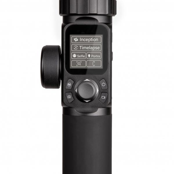 Manfrotto MVG460FFR stabilizator gimbal in 3 axe cu Follow Focus capacitate 4.6kg 4