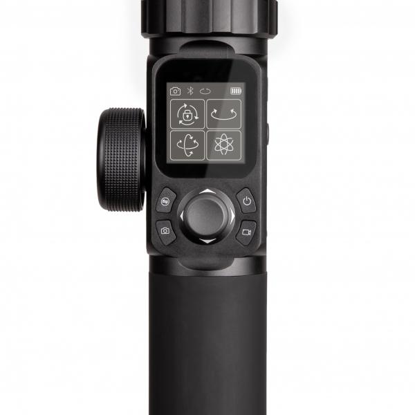 Manfrotto MVG460FFR stabilizator gimbal in 3 axe cu Follow Focus capacitate 4.6kg 5