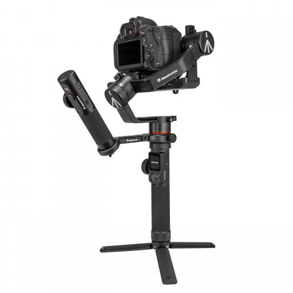 Manfrotto MVG460FFR stabilizator gimbal in 3 axe cu Follow Focus capacitate 4.6kg 1