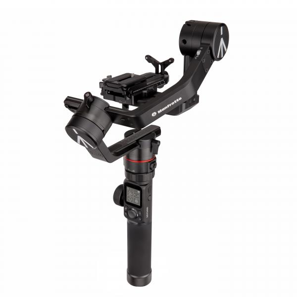 Manfrotto MVG460FFR stabilizator gimbal in 3 axe cu Follow Focus capacitate 4.6kg 8