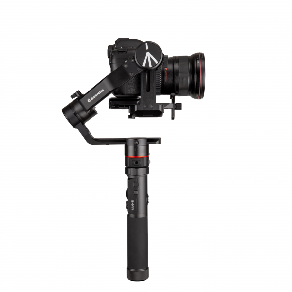 Manfrotto MVG460 stabilizator gimbal in 3 axe capacitate 4.6kg 2