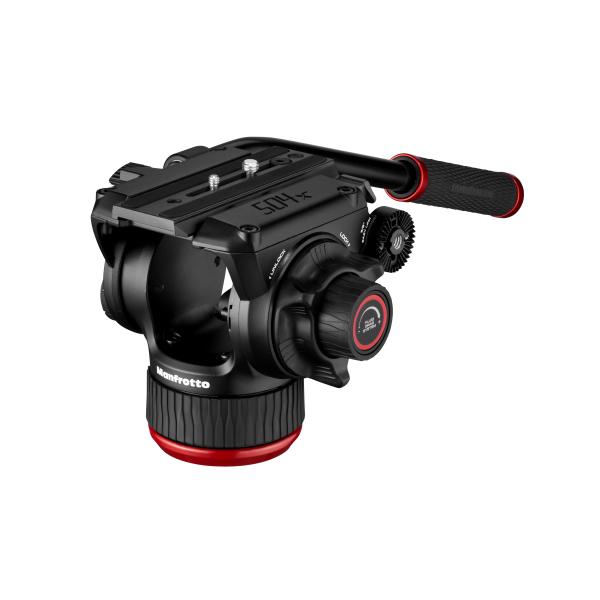 Manfrotto MVH504XAH Cap video Fluid 0