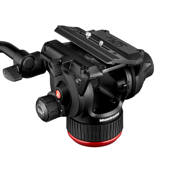 Manfrotto MVK504XTWINGA Kit Trepied video cu spreader de podea 6