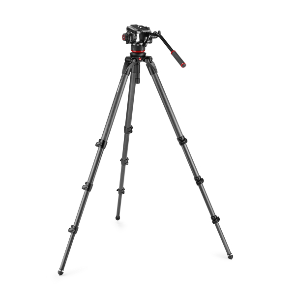 Manfrotto MVK504XCTALL Kit Trepied video 2