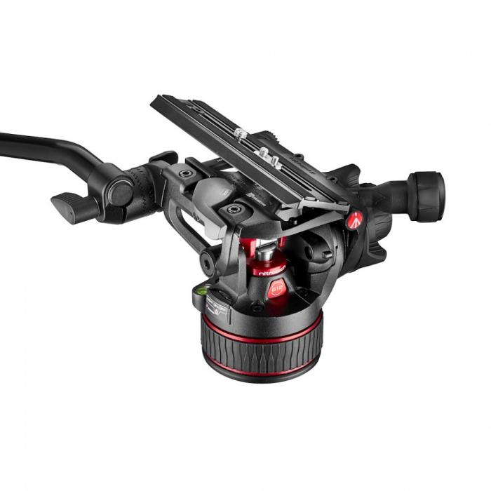 Manfrotto MVH612AH Nitrotech cap video fluid [3]