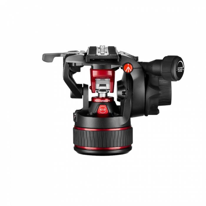 Manfrotto MVH612AH Nitrotech cap video fluid [2]