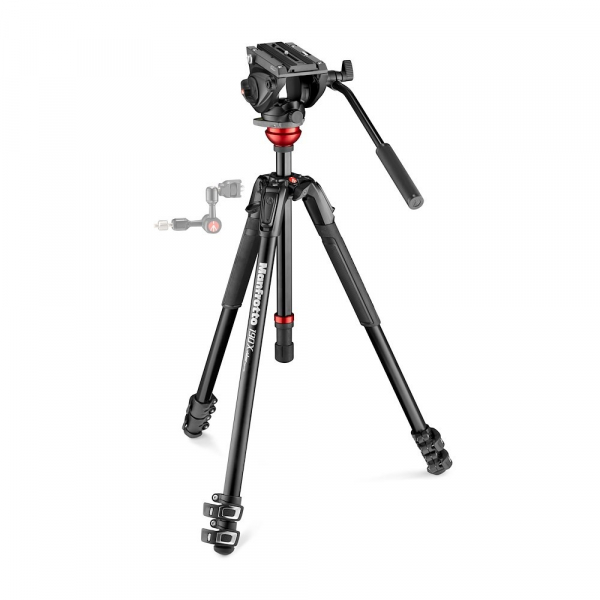 Manfrotto MVK500190XV Kit trepied video Mirrorless 4