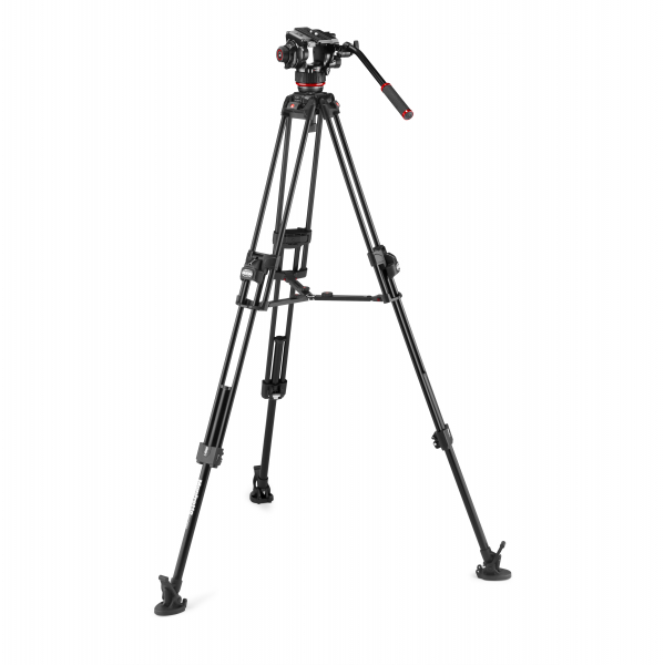 Manfrotto MVK504XTWINFA Kit Trepied video 504XFast 11