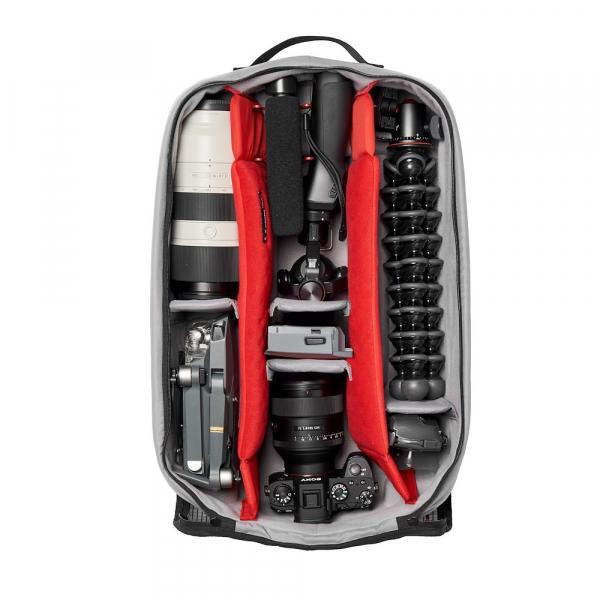 Manfrotto Pro Light Reloader Spin 55 Geanta foto/video tip roller [1]