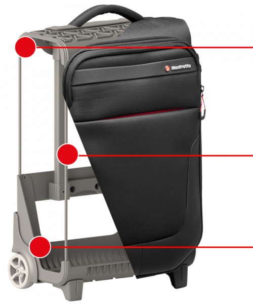 Manfrotto Pro Light Reloader Spin 55 Geanta foto/video tip roller [6]