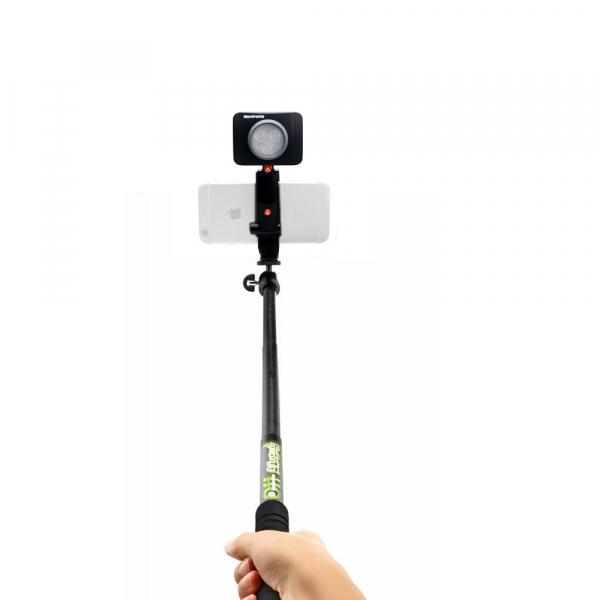 Manfrotto Kit Selfie Vlogging cu LED 3 0