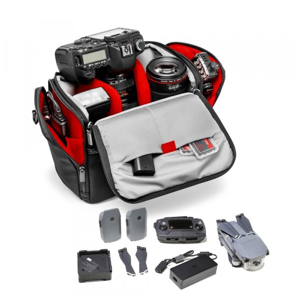 Manfrotto A6 geanta pentru foto sau drona DJI Mavic Pro 0