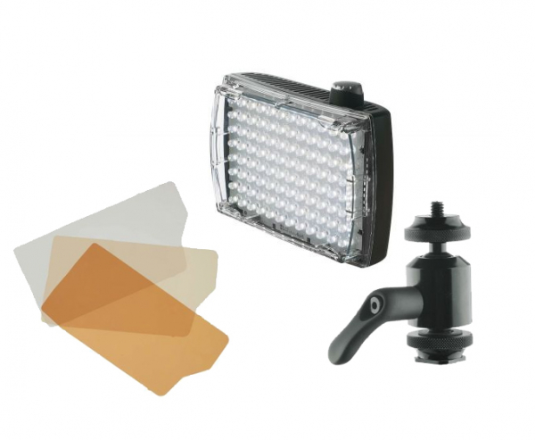 Manfrotto Spectra 900S lampa video Led 5600K 0