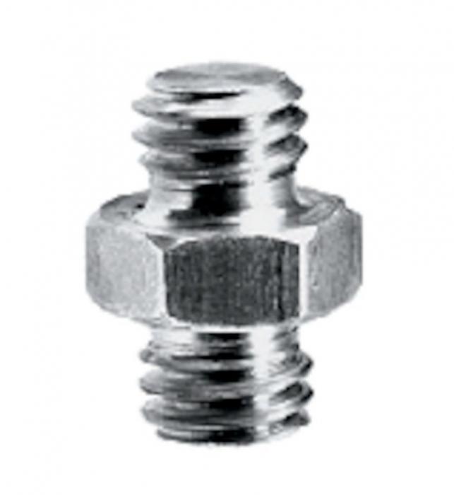 Manfrotto Surub adaptor 3/8 la 3/8 [0]
