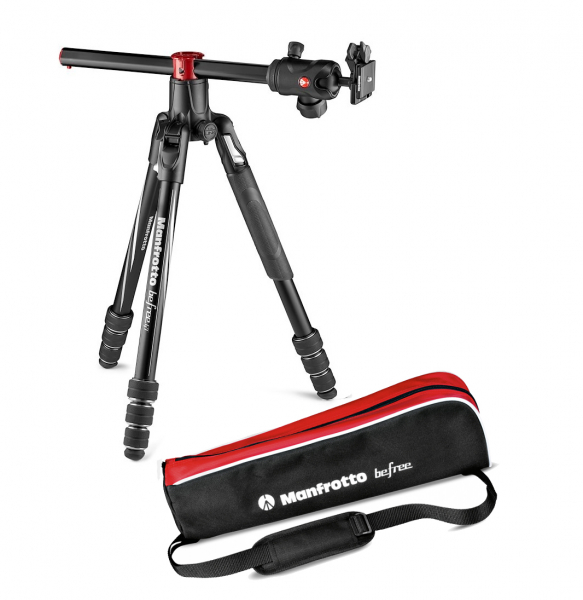 Manfrotto Trepied Befree Advanced GT XPRO Aluminiu 0