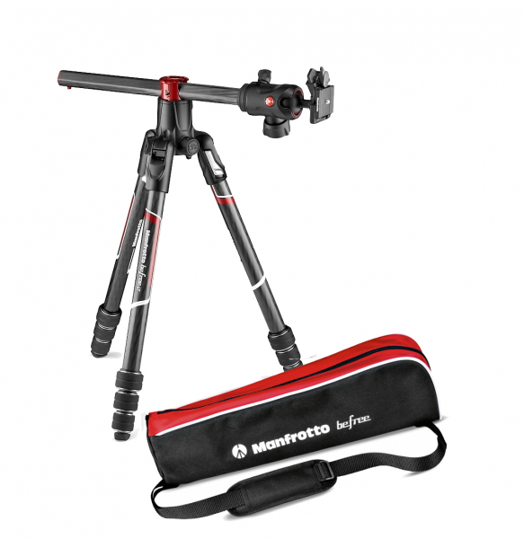 Manfrotto Befree GT XPRO Trepied Foto Carbon 0